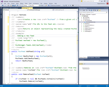 Document x for visual studio developers innovasys standard xml source comments ccuart Gallery