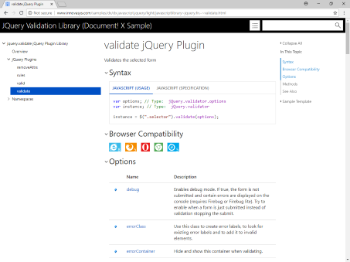 jQuery Plugin Page